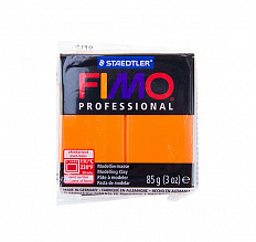Fimo Professional Orange, оранжевый (№4)