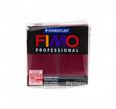Fimo Professional Bordeaux, бордовый (№23)