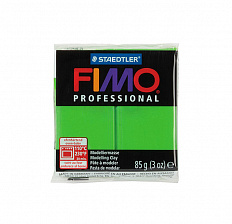 Fimo Professional Sap green, сочный зелёный